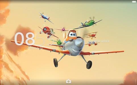 XPERIA™ Planes Theme 1.0.0 screenshot 5