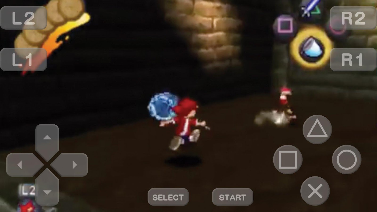 ps1 emulator android controller