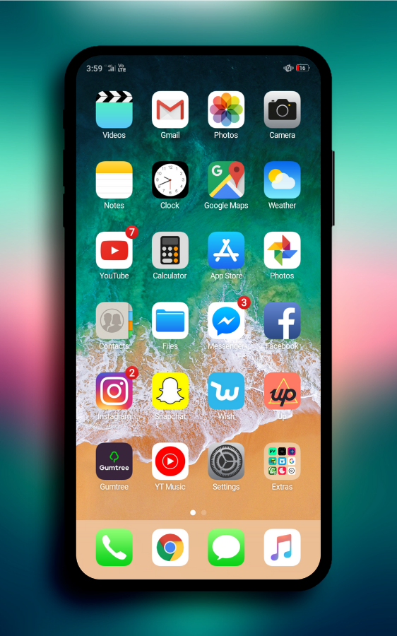 download apk ios 12 icon pack