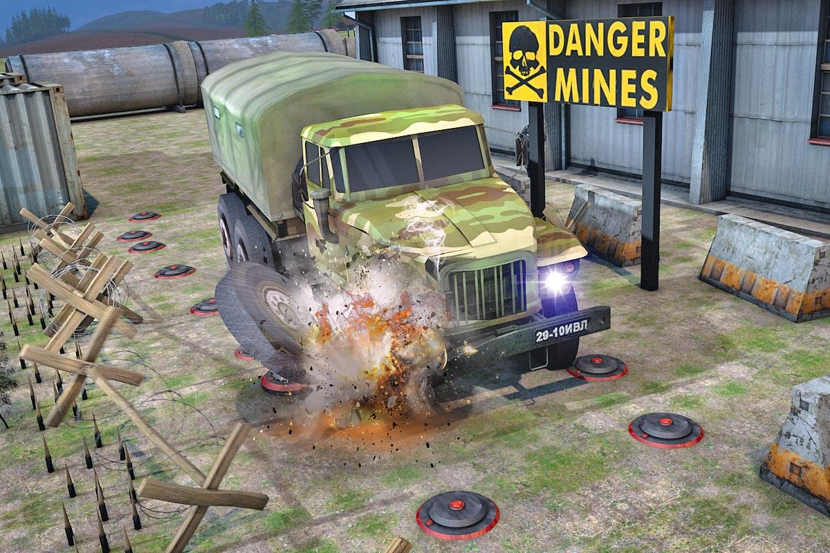 US Army Truck Driving Parking Simulator 1 0 APK Download - Android