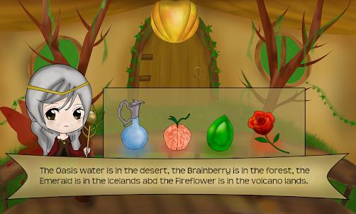 Crystal of Serenity Fairytale 1.2 screenshot 2