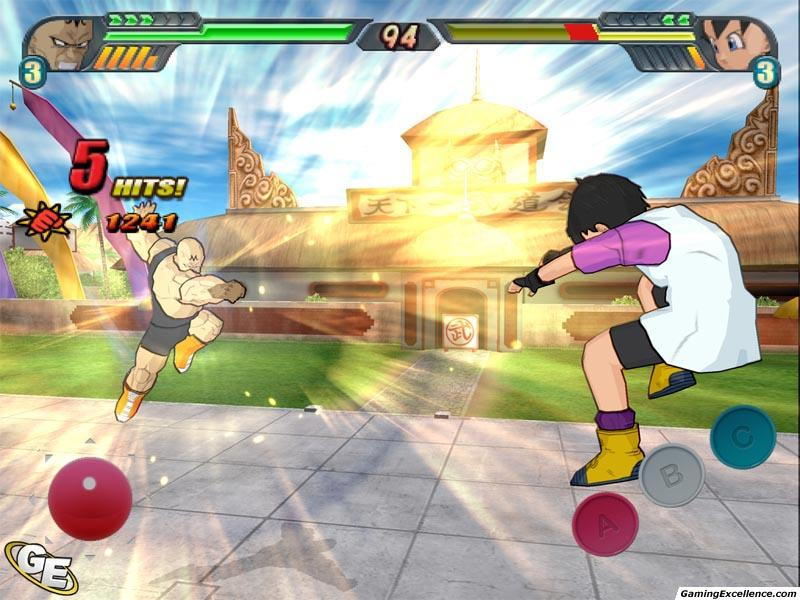 Game Dragon Ball Z: Budokai Tenkaichi 3 tips 1 2 APK Download