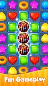 Candy Light - 2018 New Sweet Glitter Match 3 Game 1.0.2.3179 screenshot 3