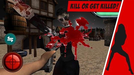 Zombie Rampage Hunter 1.0.1 screenshot 4