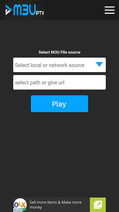 M3U Player : M3U IPTV Player 1 0 APK Download - Android cats