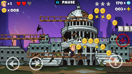 Trump vs. Zombie 6.3.0 screenshot 1