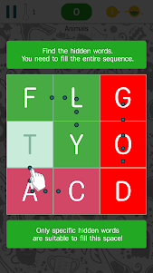 Fill-The-Words: Themes 2.5.2 screenshot 1