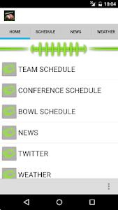 Schedule Tennessee Football 2.0 screenshot 1