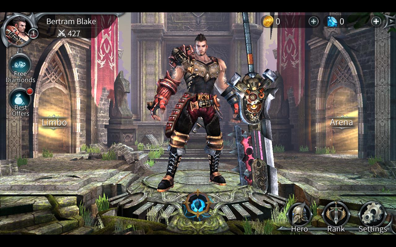 The World 3: Rise of Demon 1.28 screenshot 1 ...