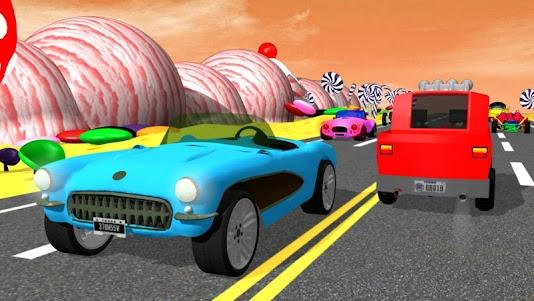 Kids Traffic Racer Game 1.1.1 screenshot 4