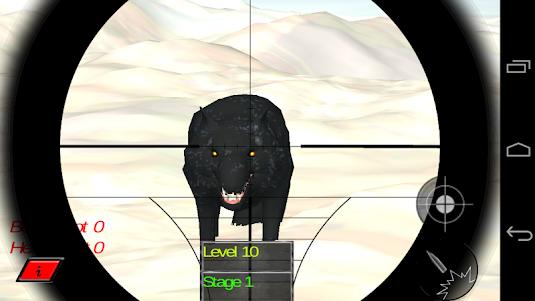 Snow Wolf Hunting 1.1 screenshot 3