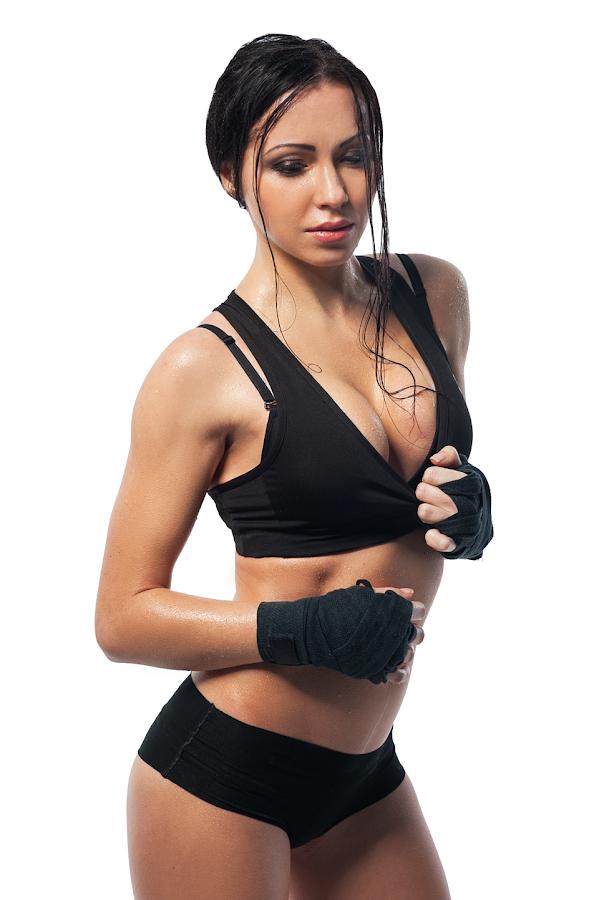 hot sport girl