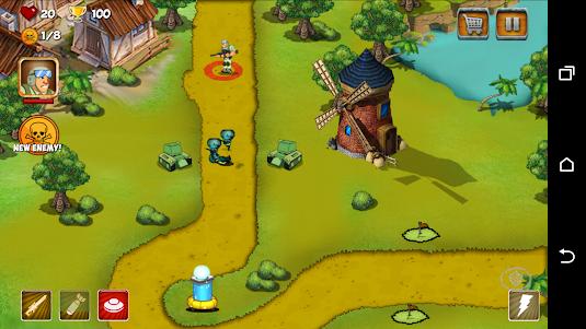 World Defense 1.0 screenshot 4