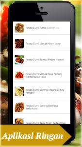 Masakan Cumi - Kumpulan Resep Masakan Cumi Lengkap 1.0 screenshot 1
