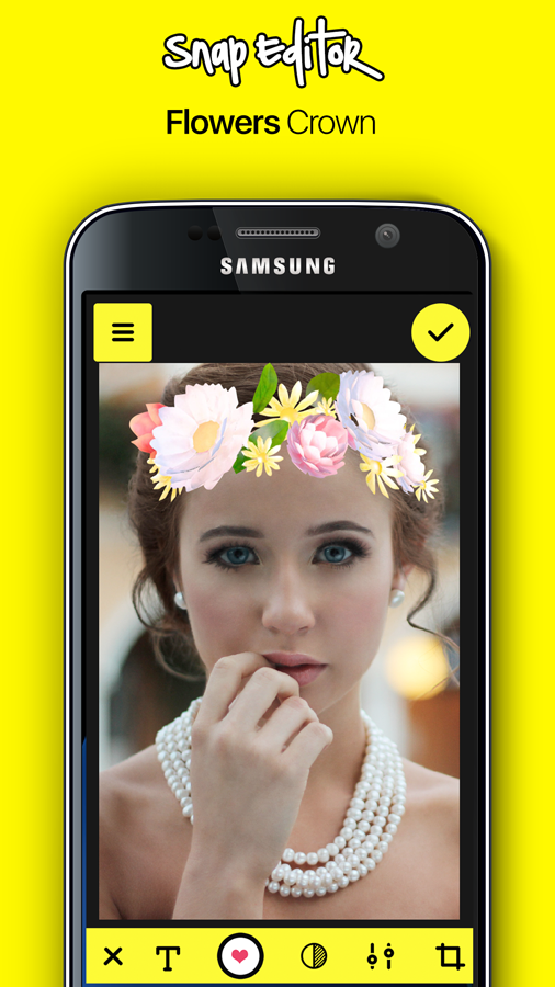 Snap Photo Editor for snapchat 2 1 6 APK Download - Android