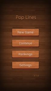 Pop Lines 1.0.8.1 screenshot 1