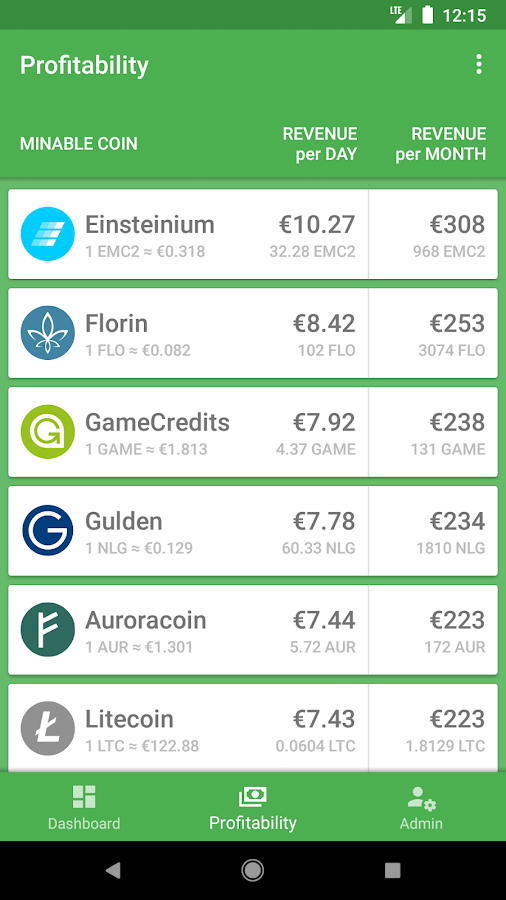 WatchMiner - AntMiner Monitor APK Download - Android Productivity Apps