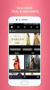 Sarees Online Shopping 1.4.1 screenshot 1