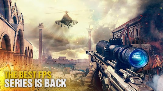 Modern Combat 5: eSports FPS 3.5.0g screenshot 7
