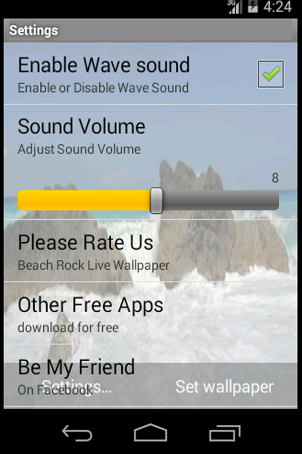 Ocean Waves Live Wallpaper 113 Apk Download Android