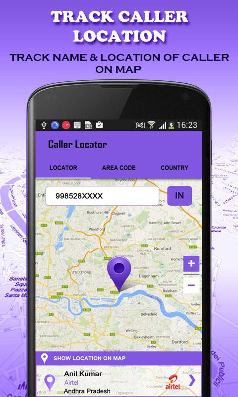 Mobile Number Locator 7 8 3 APK Download - Android Tools Apps