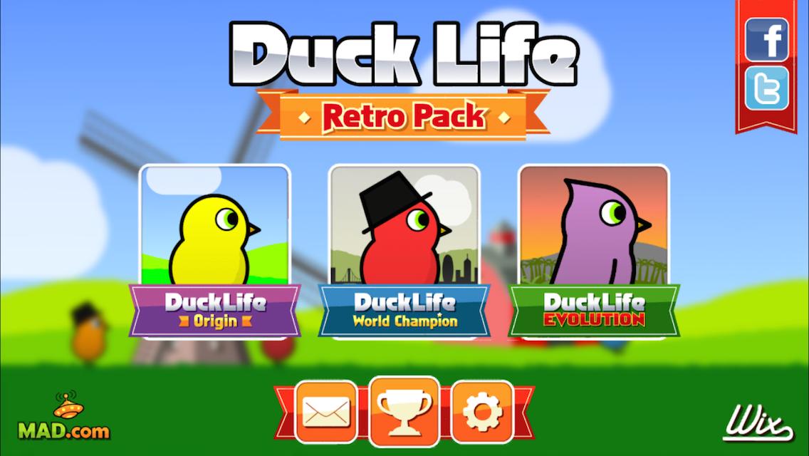 duck life battle apk mod
