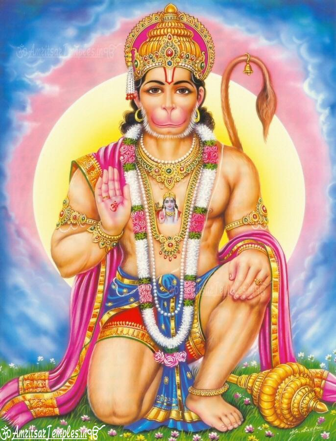 Lord Hanuman Wallpapers HD 4K 10 Screenshot 23