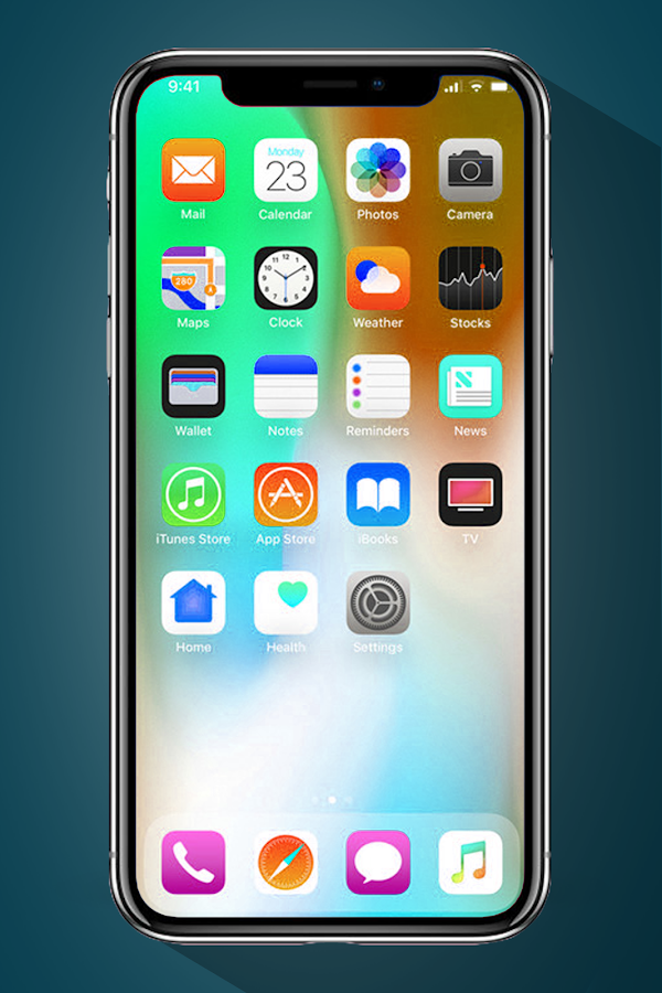 Launcher For Iphone X 4K 1 0 APK Download - Android