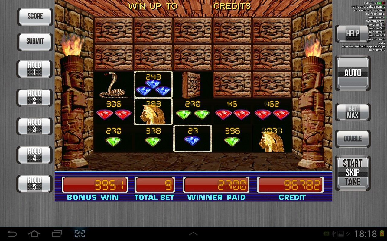 Aztec Gold 1 1 APK Download - Android Card Games