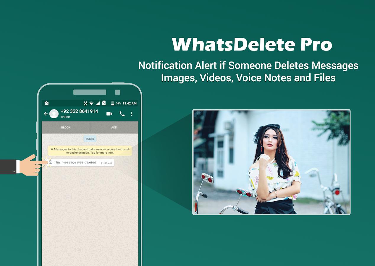 WhatsDelete Pro(No Ads) : WA Deleted Messages 1 1 3 APK