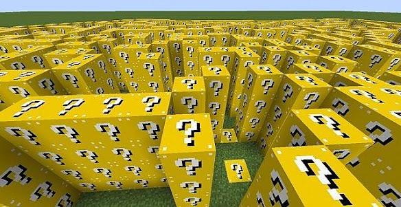 Lucky Block Maze - MyCraft 1.0 screenshot 5