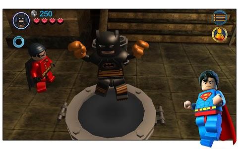 LEGO Batman: DC Super Heroes  screenshot 8