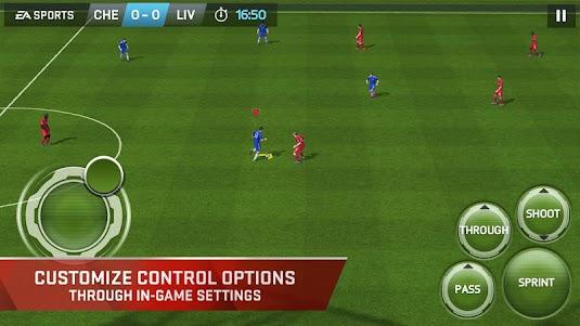FIFA 15 Ultimate Team 1.7.0 screenshot 2
