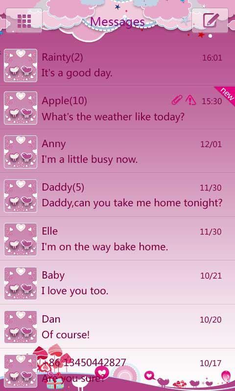 go sms 6.0 premium apk