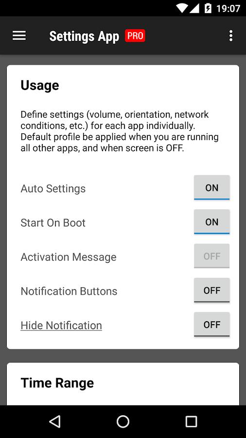 Settings App Pro - AutoSetting 1 0 158 APK Download
