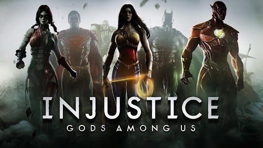 Injustice: Gods Among Us 3.0.1 screenshot 1