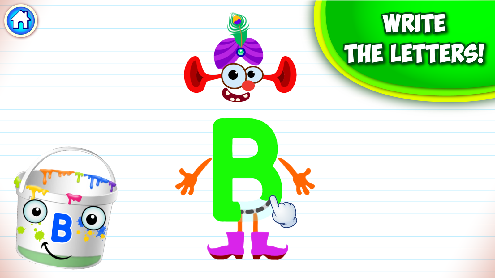 Super ABC! Learning games for kids! Preschool apps 1.1.6.7 APK ...