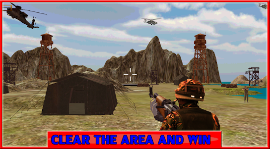 Frontline Adventure War 1.0.1 screenshot 2