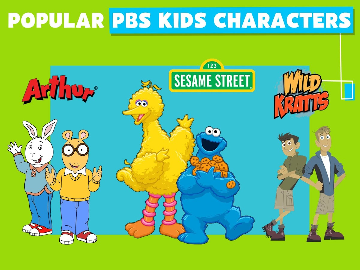 Pbs Kids Games 1 18 0 Apk Download Android Educational Games