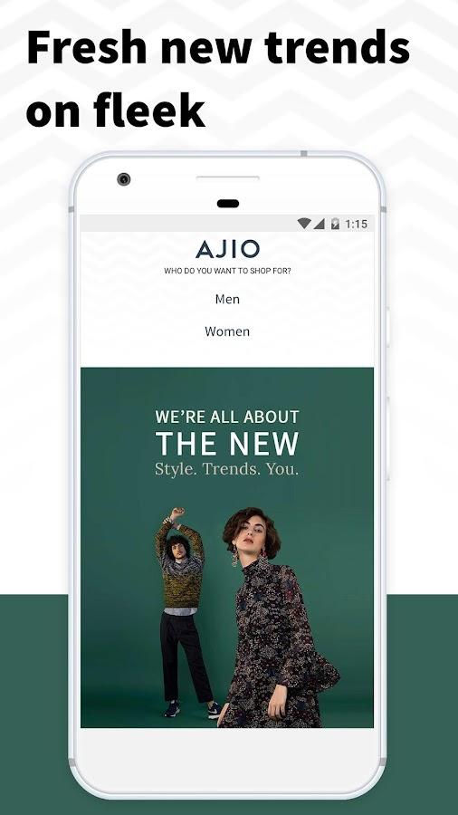 ce36e3ce9cb8e com.ril.ajio 5.8.1 APK Download - Android Shopping Apps