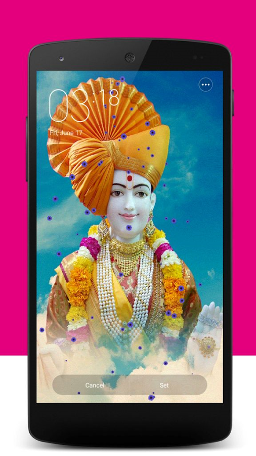 Swaminarayan Live Wallpaper 11 Screenshot 1 2