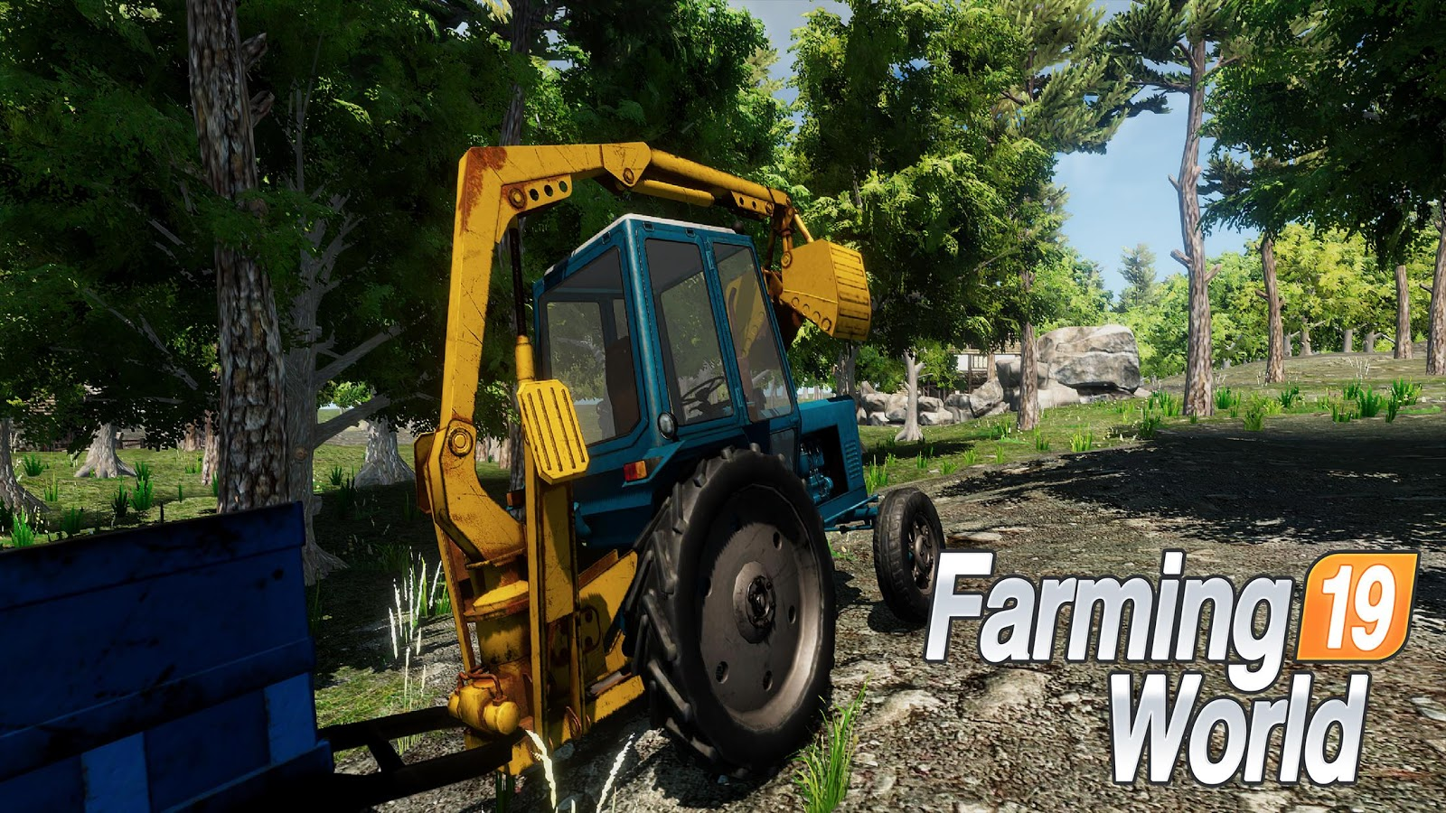 Farming World 2019 2 APK Download - Android Simulation Games