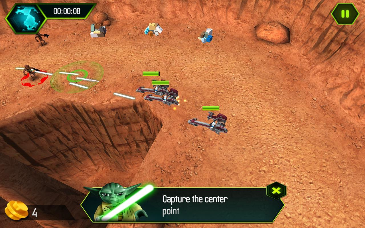 Lego Star Wars 10031 Apk Obb Data File Download Android