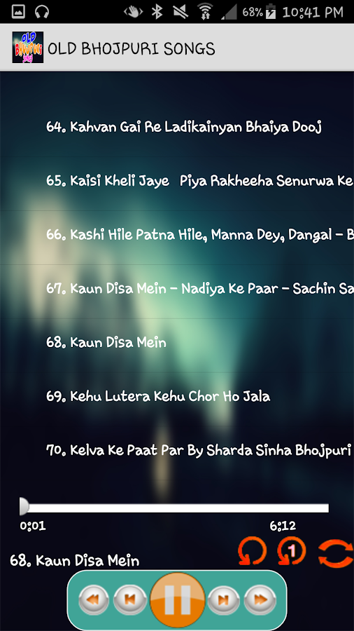 OLD Bhojpuri Songs Hindi Love 4.3 APK Download - Android Music ...