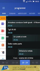 Tivù La Guida, programmi TV 3.2.2 screenshot 4