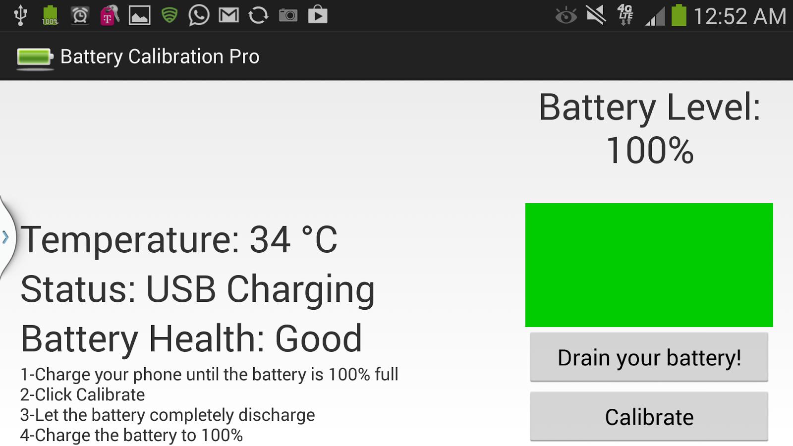 baixar advanced battery calibrator apk