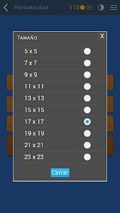 Crosswords - Spanish version (Crucigramas) 1.1.8 screenshot 12