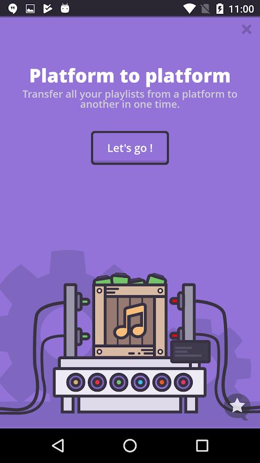 Soundiiz: transfer your playlists and favorites 1 0 2 APK