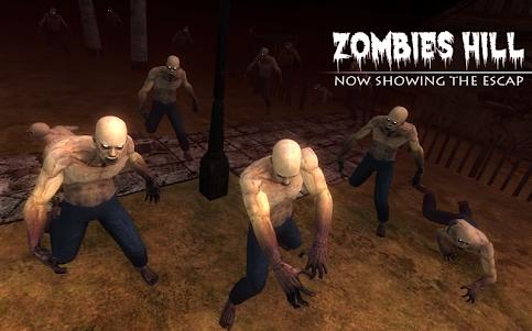 Zombies Hill 1.0 screenshot 3