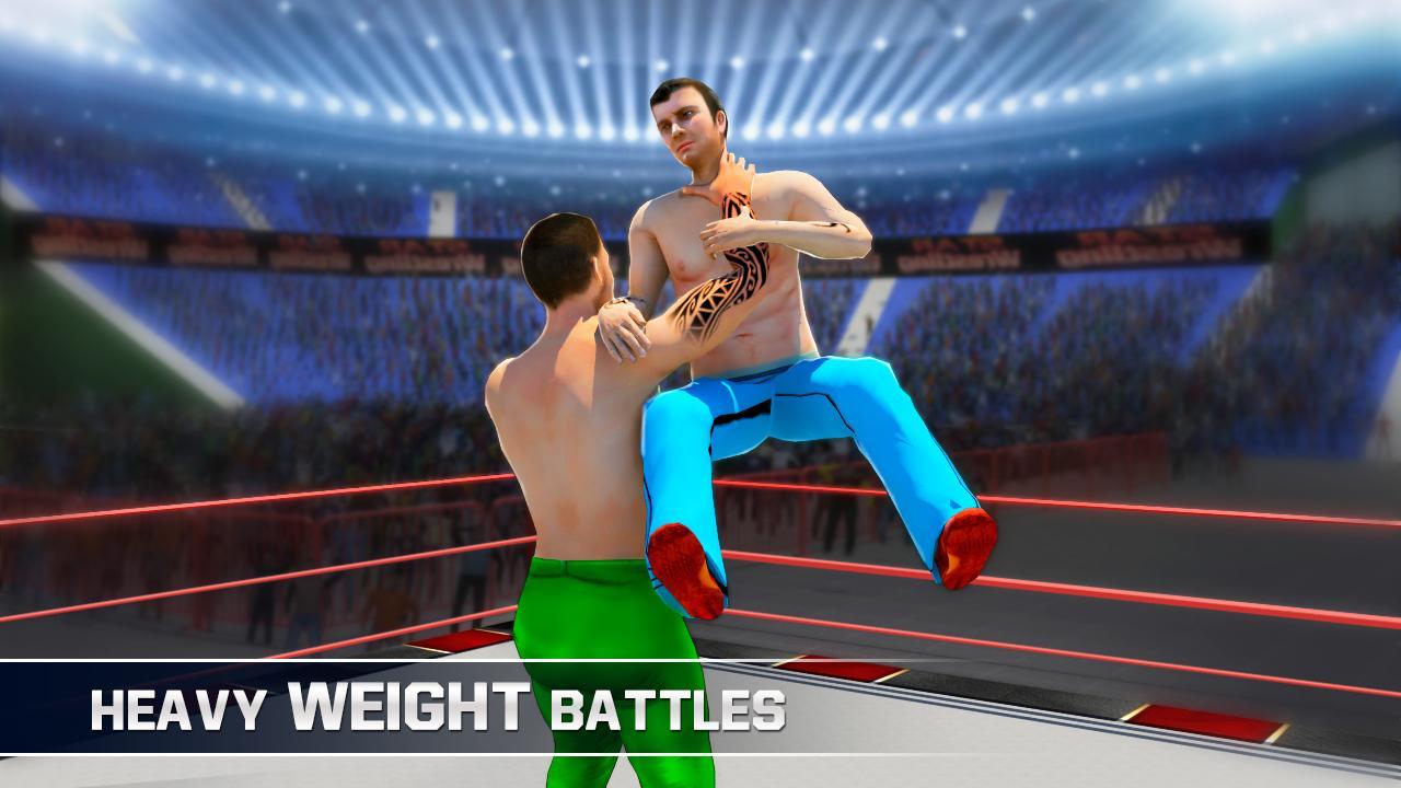 Wrestling Revolution 18: World Championship APK Download